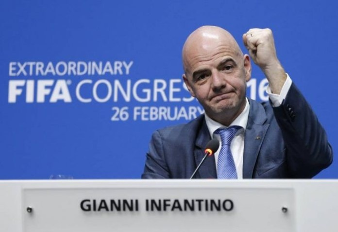 FIFA kicks against moves to investigate Infantino by Swiss authorities
