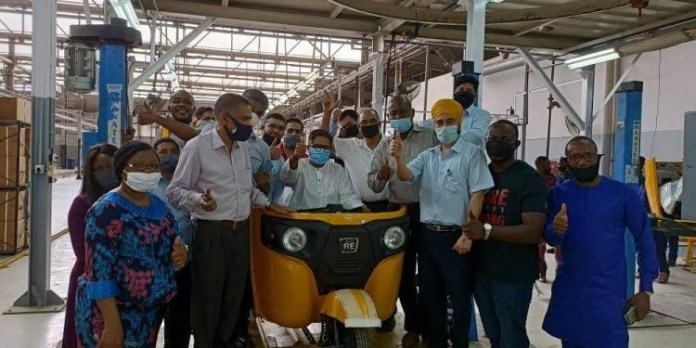 Stallion Group acquires Bajaj Tricycles