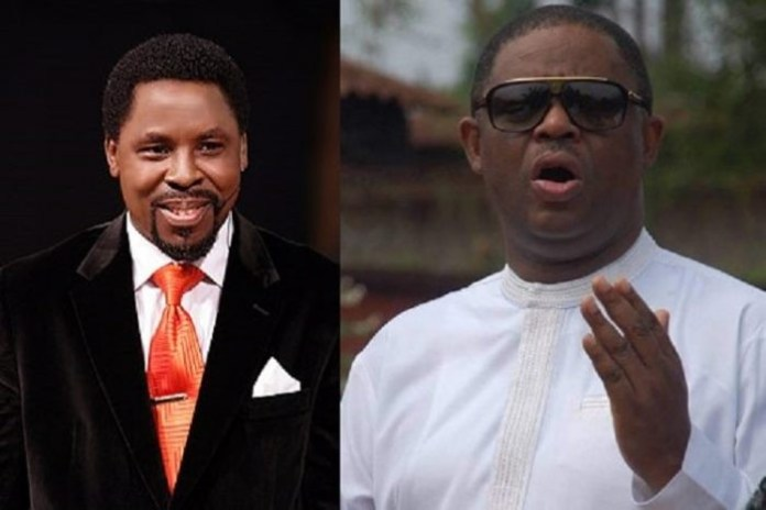 I challenge FG to allow T.B Joshua heal COVID-19 patients – Fani-Kayode