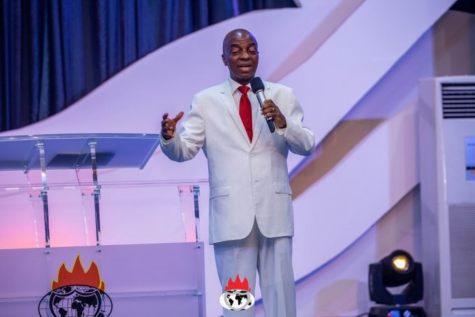COVID-19: Close Churches Again Get Consumed By Fire – Oyedepo