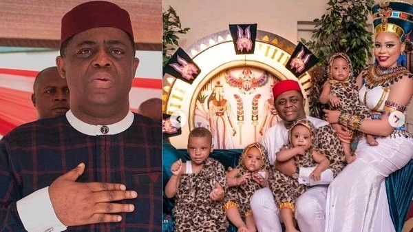 Controversy trails Fani-Kayode's marriage