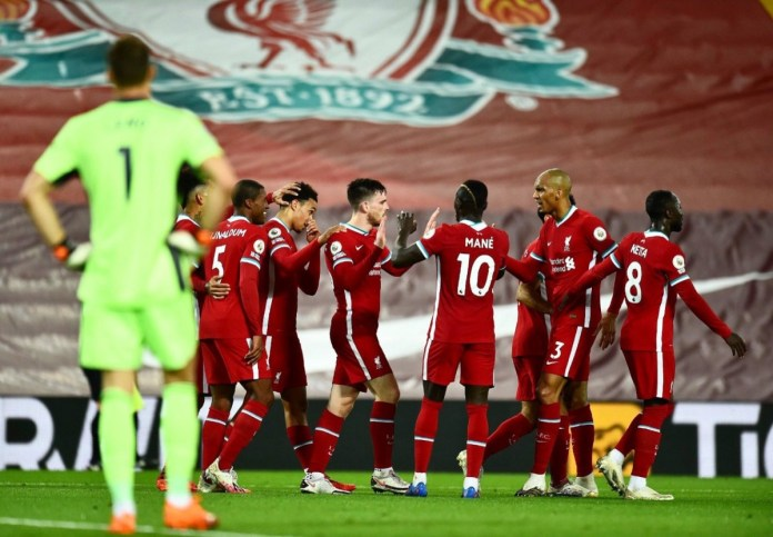 Liverpool thrash Arsenal again