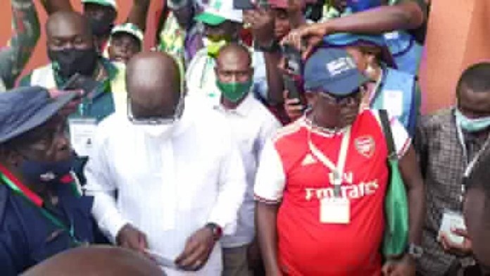 JUST IN: I'm disappointed in INEC, says Obaseki