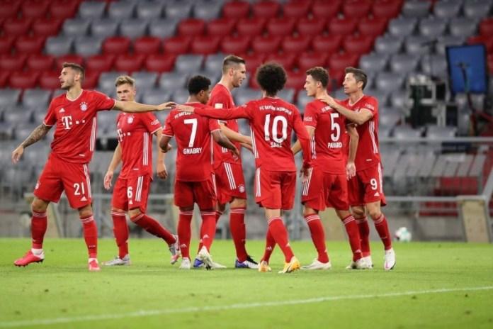 Bayern Munich thump Schalke 8-0