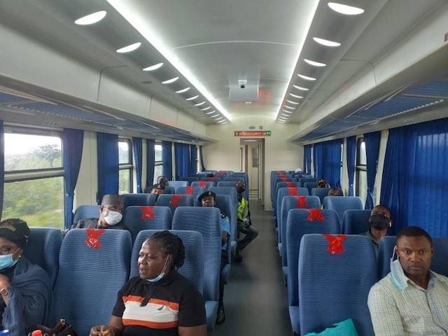 Villagers stone Abuja-Kaduna train