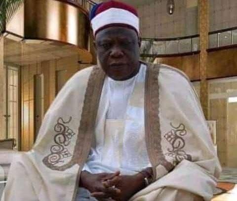 Emir of Biu, Mai Umar Mustapha Aliyu, is dead