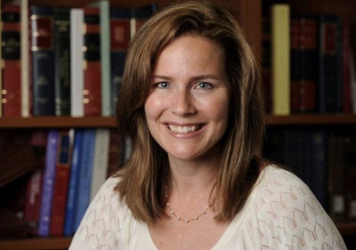 Trump settles for Amy Coney Barrett for SCOTUS - Reports