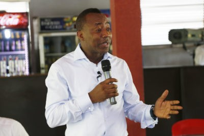 Oodua Nation? Count me out, says Sowore
