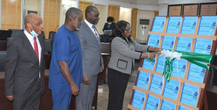ICAN UNVEILS NEW EXAMINATION SYLLABUS, SIGNS COOPERATION AGREEMENT WITH TERTIARY INSTITUTIONS