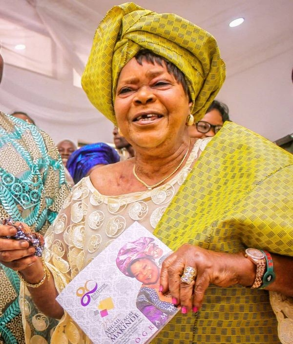 Gov. Makinde's mum to be buried in December