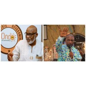 Ondo 2020 : 'Victory is between Rotimi Akeredolu, Agboola Ajayi' – Primate Ayodele