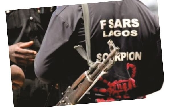 BREAKING: IGP finally disbands SARS