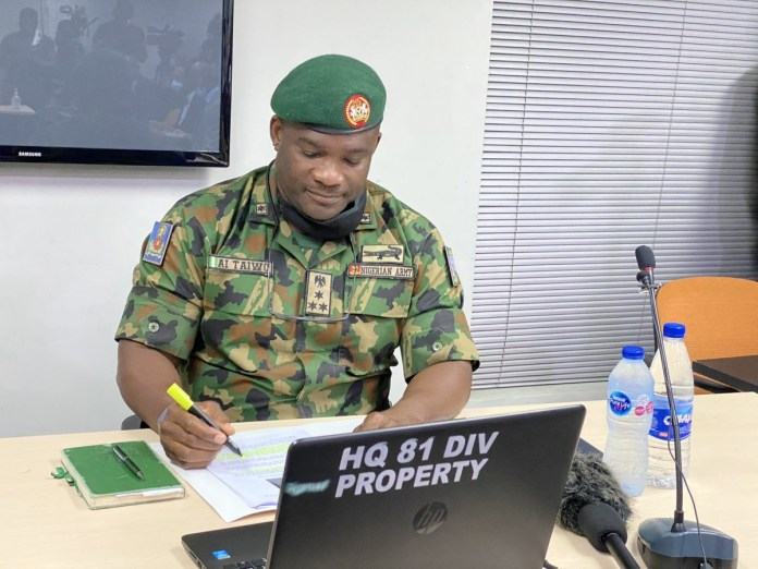 BREAKING: Sanwo-Olu was misinformed on Lekki shooting, says Army