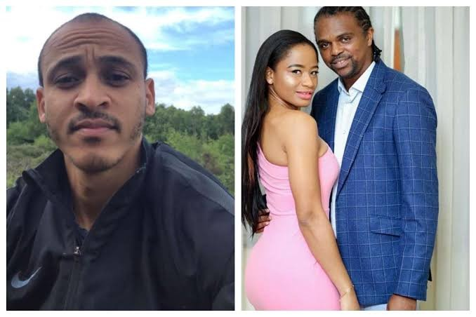 Amara Kanu reacts after Odemwingie slammed her for 'chasing him' without her husbands permission