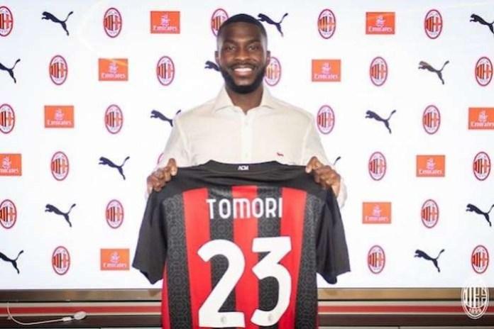 Fikayo Tomori joins AC Milan from Chelsea
