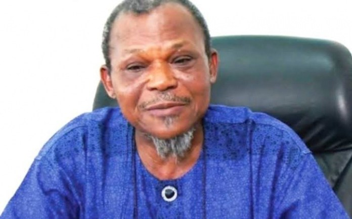 BREAKING: Ex-Imo, Lagos military gov, Ndubuisi Kanu is dead