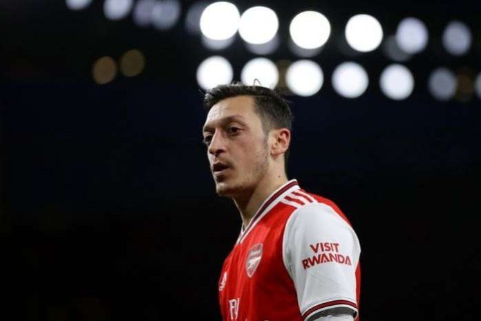 Mesut Ozil wasn't given 'fair opportunity' in final year at Arsenal - Jack Wilshere