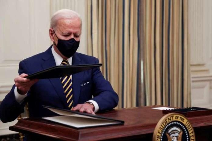 US: Joe Biden warns of 600,000 coronavirus deaths
