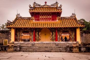 Minh Mang main gate