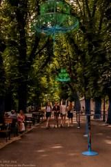 Funky streets of Zagreb