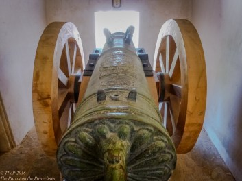 An exquisite canon restored in place