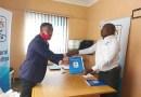 MP Ssewanyana picks nomination forms for FUFA President.