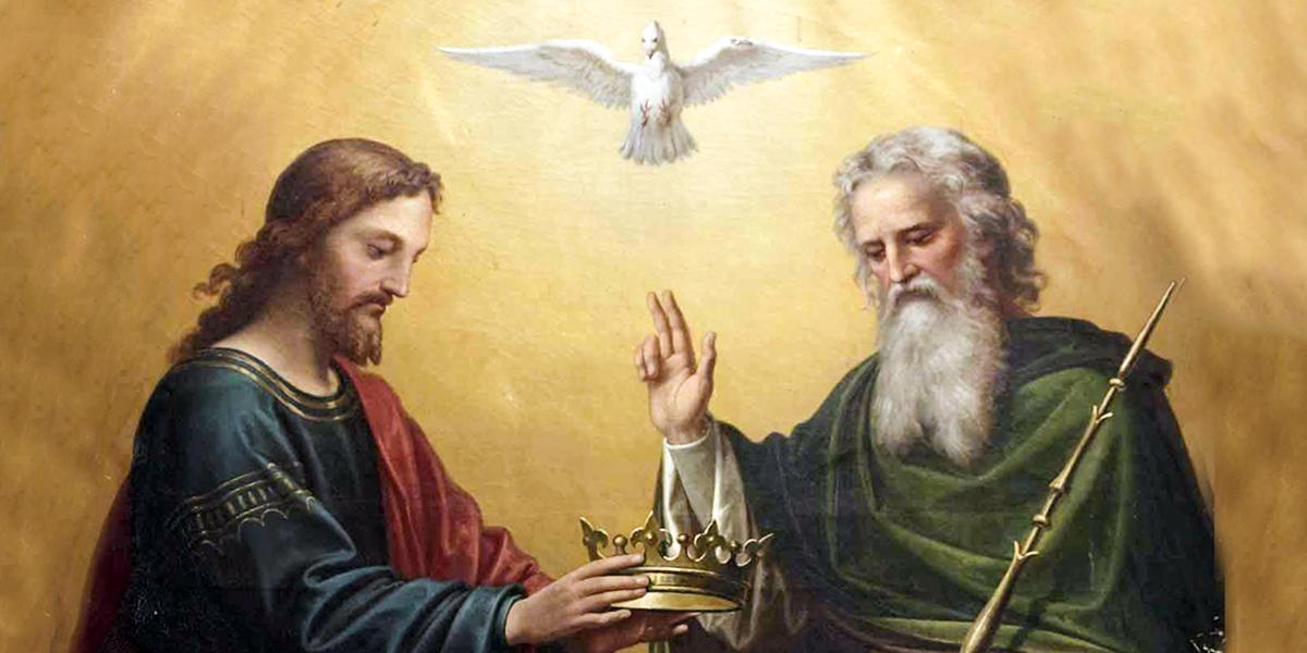Trinity Sunday, May 30, 2021