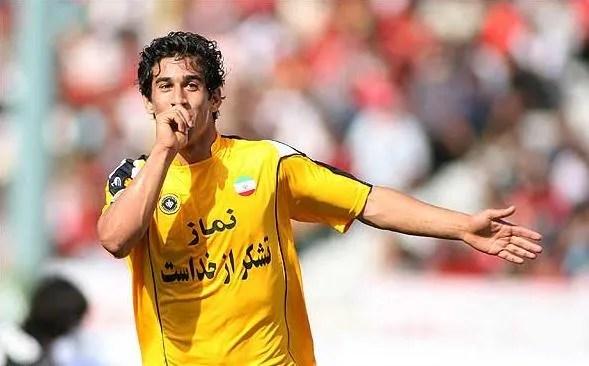 Ehsan Hajsafi Returned to Sepahan
