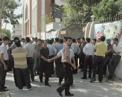 Iranian Labors to Hold Demonstrate in International Workers' Day
