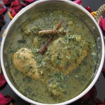 CHICKEN METHIWALA