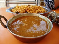 mutton_pulao_daal