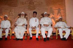 Dr Ervad Ramiyar Karanjia, Vada Dasturji Dr Firoze Kotwal, Jimmy Mistry, Vada Dasturji Khurshed Dastoor & Vada Dasturji Cyrus Noshirwan Dastur