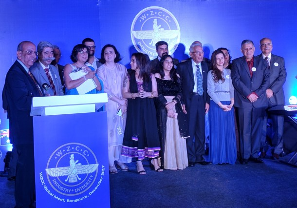 The Bangalore WZCC Host team of volunteers