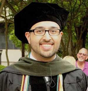 Ali Quraishi Graduates from Mercer University | Parsippany Focus