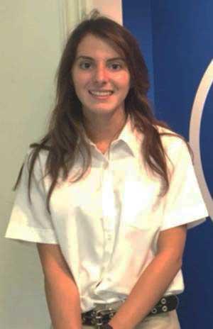Amanda Lyons is a National Merit semifinalist | Parsippany Focus