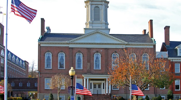 Morris County Court House