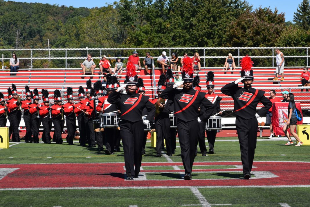 Parsippany High School Marching Band wins First Place | Parsippany Focus