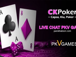 Live Chat PKV Games CKPoker