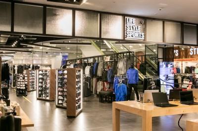Lifestyle Sports Arnotts Department Store - PARSON ...
