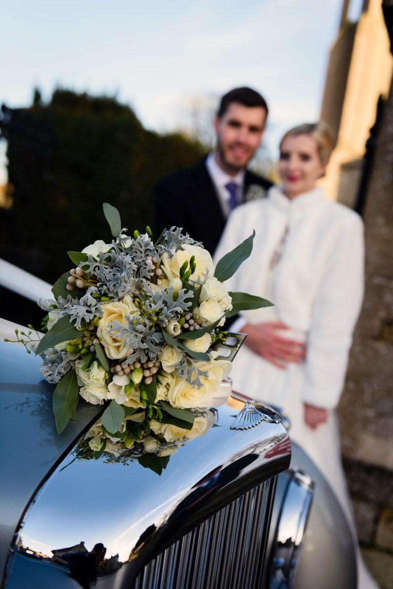 Stamford wedding florist