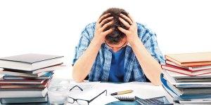 شیوه های مقابله با استرس امتحان