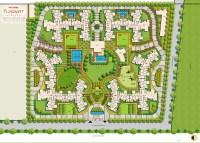Group housing layout plan - House design plans