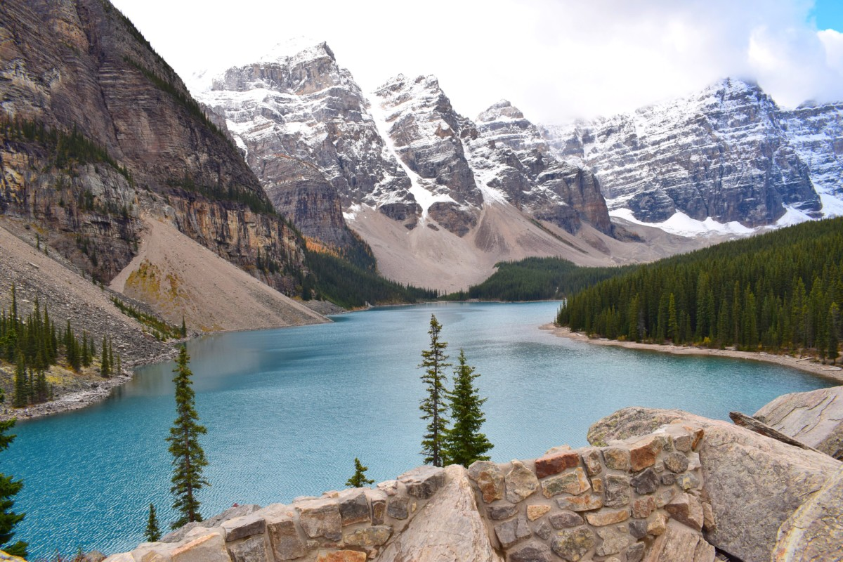 Road-tripping the Canadian Rockies in 2 weeks