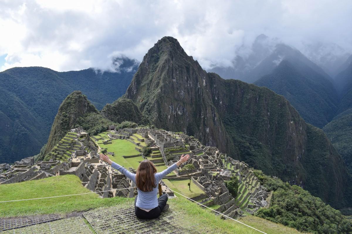Machu Picchu viewpoint