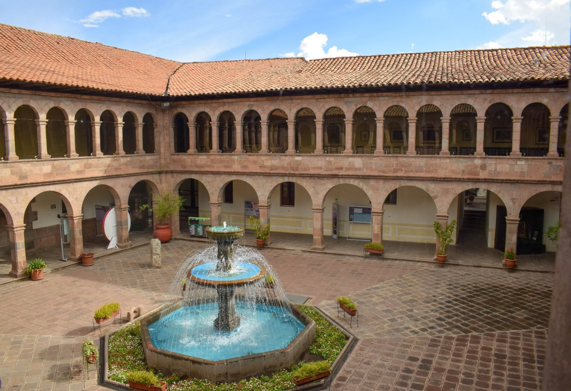 Museum of Contemporary Art Cusco Peru