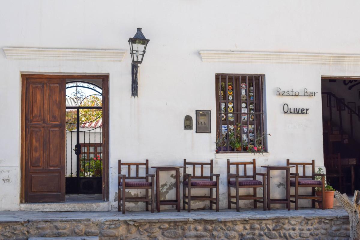 Resto Bar Oliver in Cachi Argentina