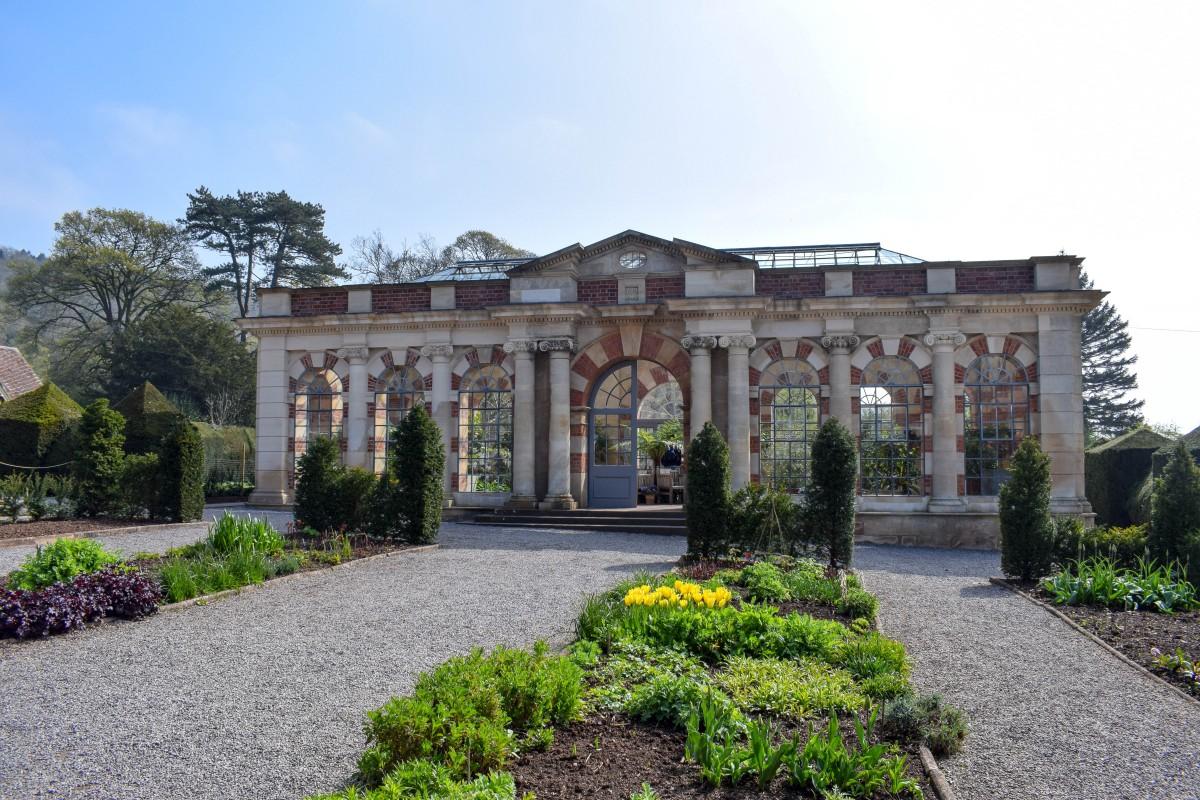 The Orangery Tyntesfield