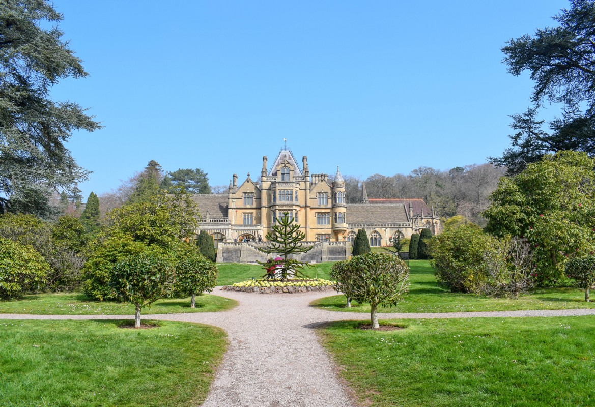 Tyntesfield house and estate