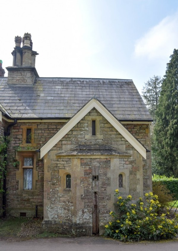 Chaplain's house and cottage Tyntesfield in Bristol