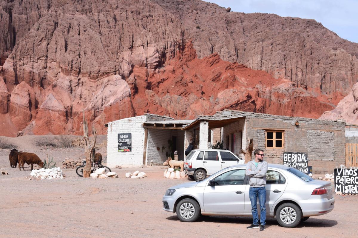 North Western Argentina roadtrip